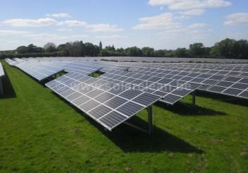 Photovoltaik-Freiflächenanlage Bonnat