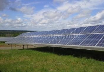 Photovoltaik-Freiflächenanlage Chaillac