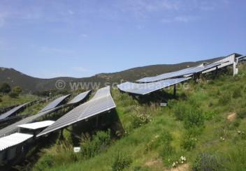 Photovoltaik-Freiflächenanlage Korsika 2