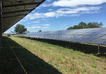 Photovoltaik-Freiflächenanlage Bessan